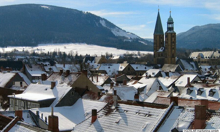 Advent im Harz – Goslar Winterausblick