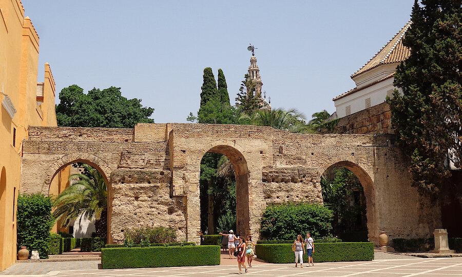 Flugreise - Andalusien-Rundreise – Sevilla Plaza de España