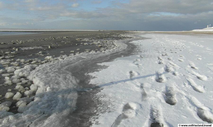 Weihnachten in Ostfriesland – Winterliche Nordsee