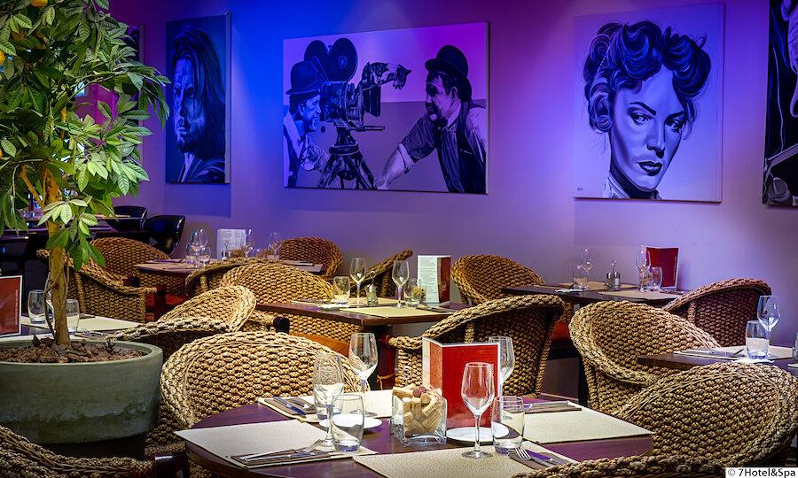 Strasbourg & die Weinstraße – 7 Hotel & Spa Illkirch Bar