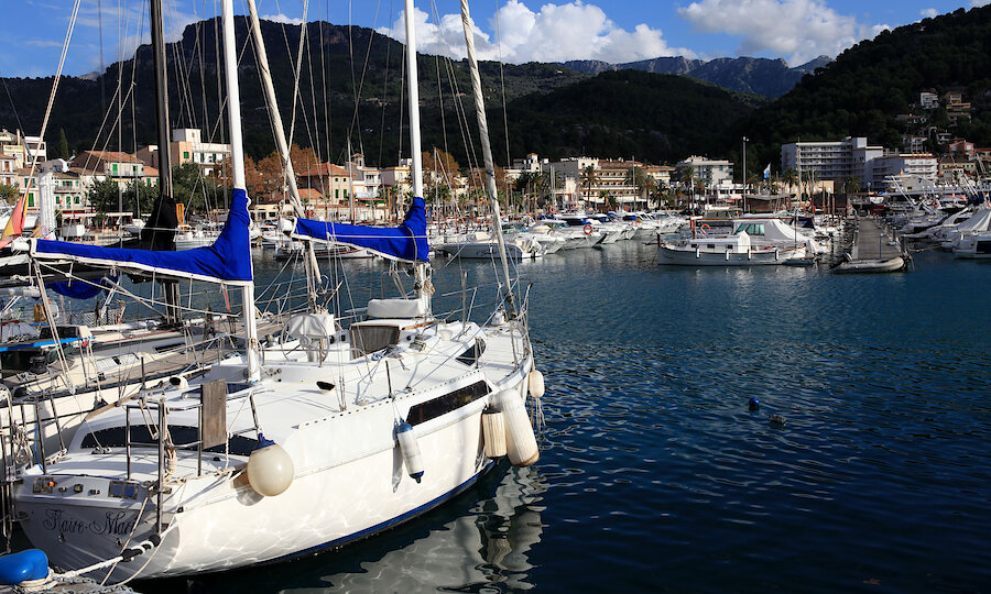 Flugreise - Mallorca zur Mandelblüte – Port de Sóller