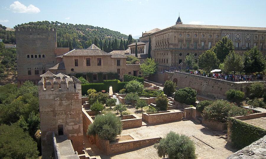 Flugreise - Andalusien-Rundreise – Granada Alhambra