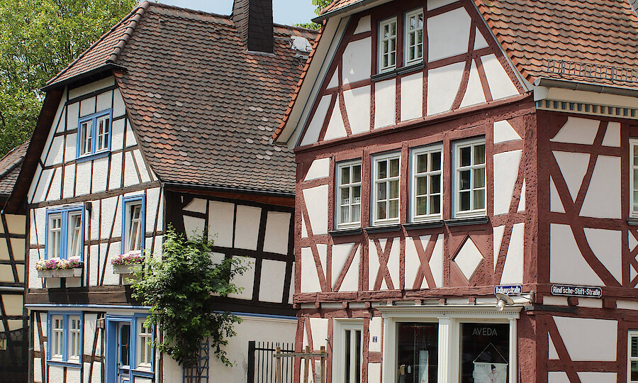 Advent im Taunus – Altstadt, Bad Homburg ©Taunus Touristik Service e.V.