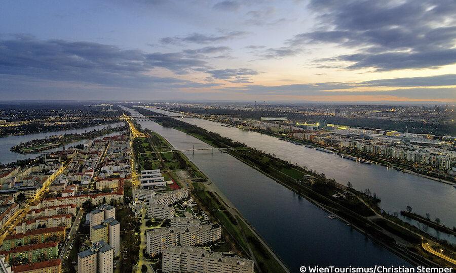Städtereise Wien – Wien Donau
