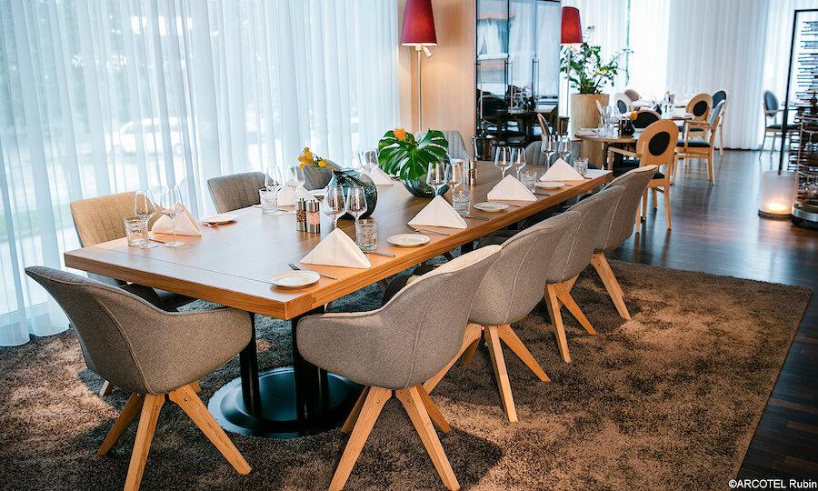 Städtereise Hamburg – ARCOTEL Rubin Hamburg Restaurant