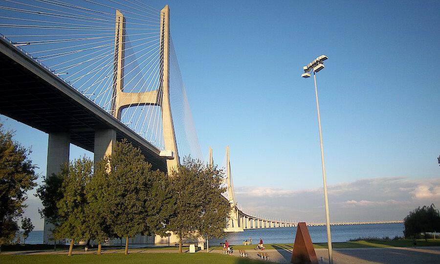 Flugreise - Portugal-Rundreise – Lissabon Ponte Vasco da Gama