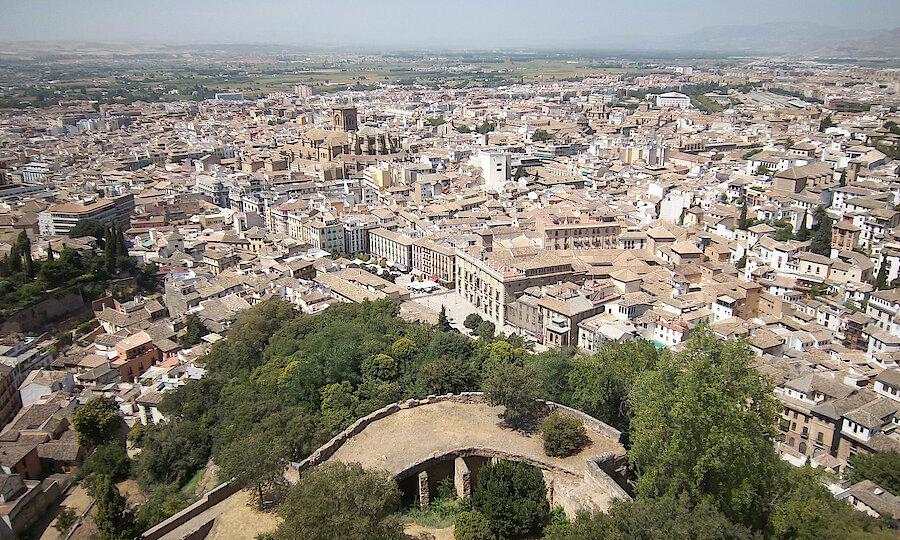 Flugreise - Andalusien-Rundreise – Granada Überblick