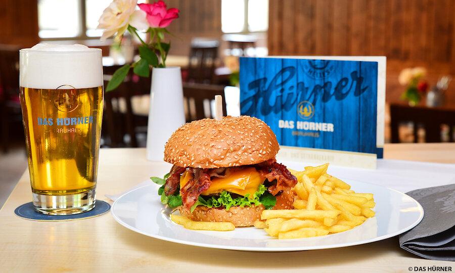 Silvester an der Romantischen Straße – Ansbach Das Hürner Restaurant