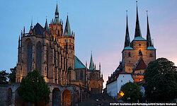 Silvester in Erfurt