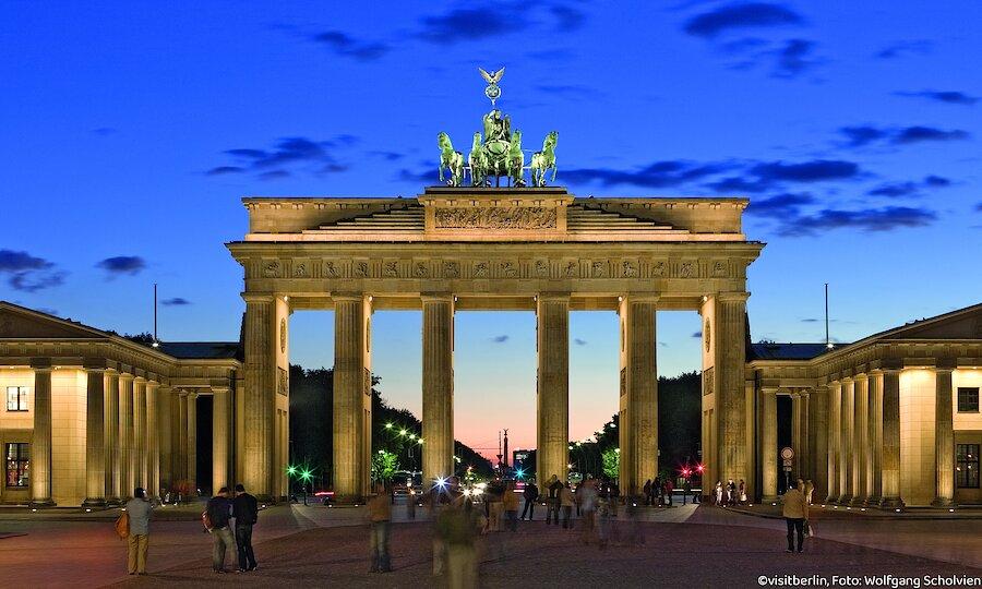 Städtereise Berlin – Berlin Brandenburger Tor
