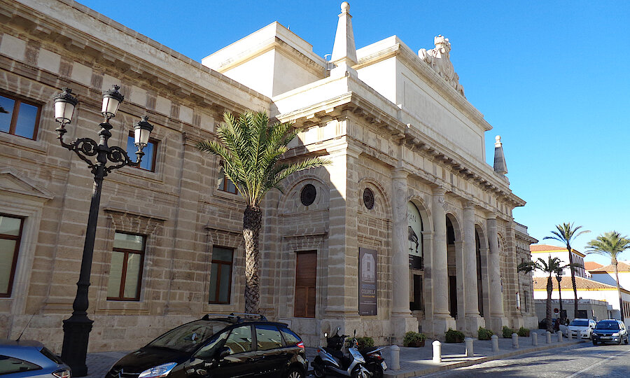 Flugreise - Andalusien-Rundreise – Cádiz Casa de Iberoamérica