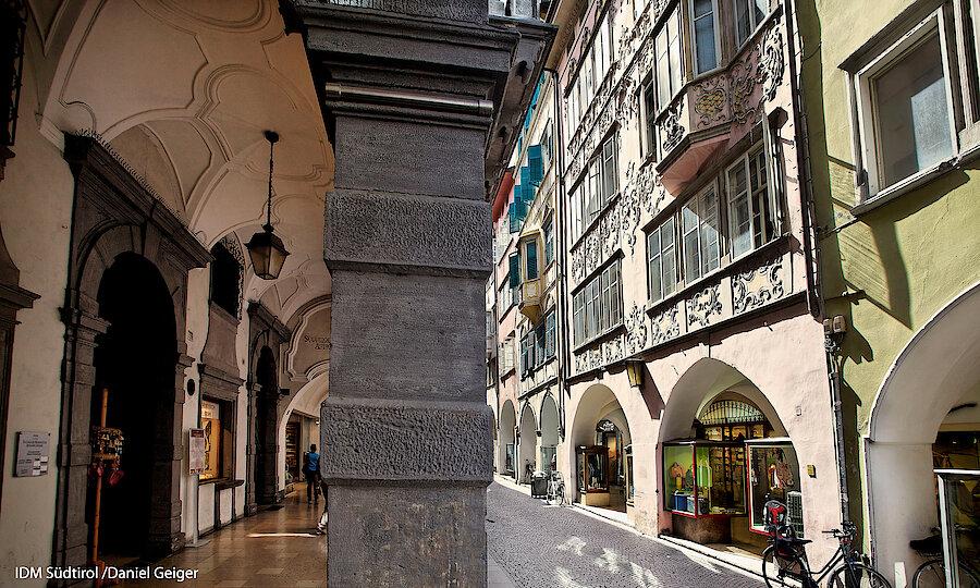 Land der Kirchen, Klöster & Burgen – Brixen Innenstadt