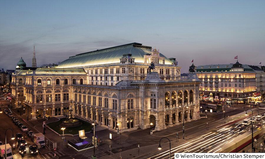 Städtereise Wien – Wien Staatsoper