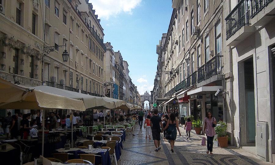 Flugreise - Portugal-Rundreise – Lissabon Innenstadt
