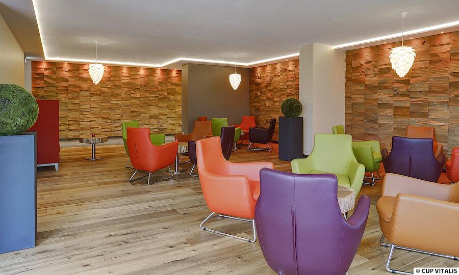 Erholung pur in Bad Kissingen – Parkhotel Cup Vitalis Bad Kissingen Lounge 2