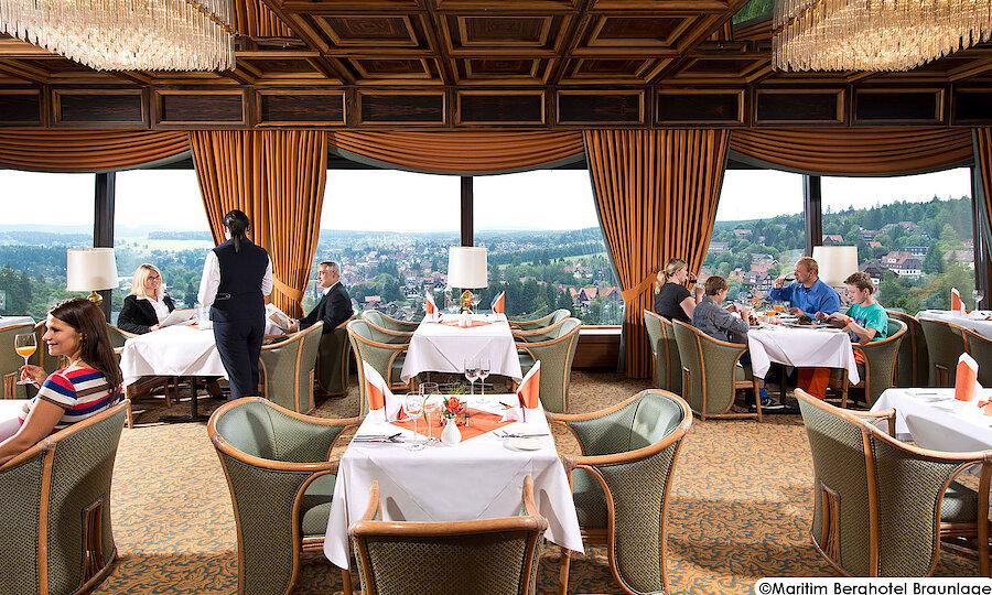 Advent im Harz – Maritim Berghotel Braunlage Restaurant