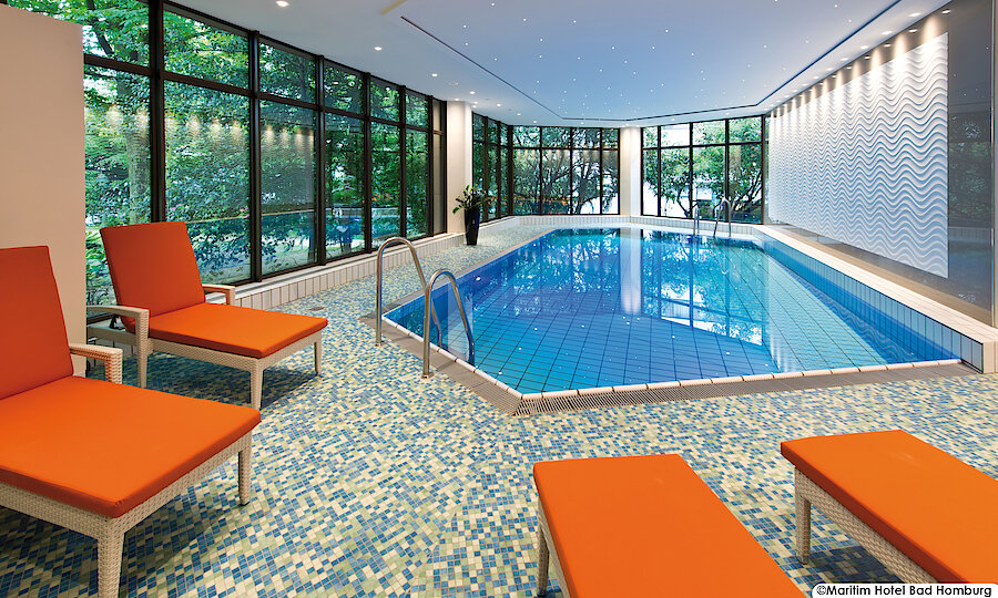 Advent im Taunus – Bad Homburg Maritim Hotel Pool