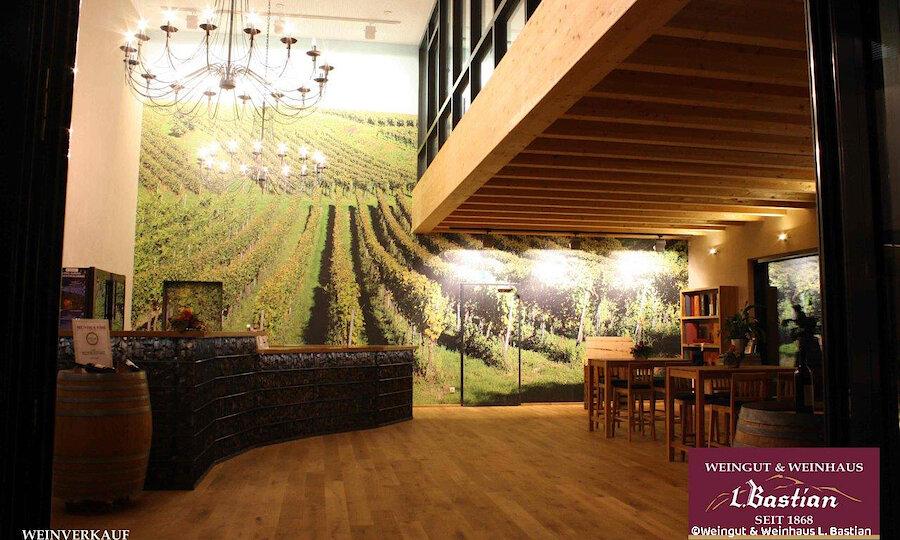 Schwarzwald & badischer Wein – L. Bastian Weinstube