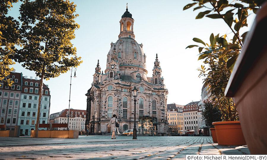 Städtereise Dresden – Dresden Frauenkirche