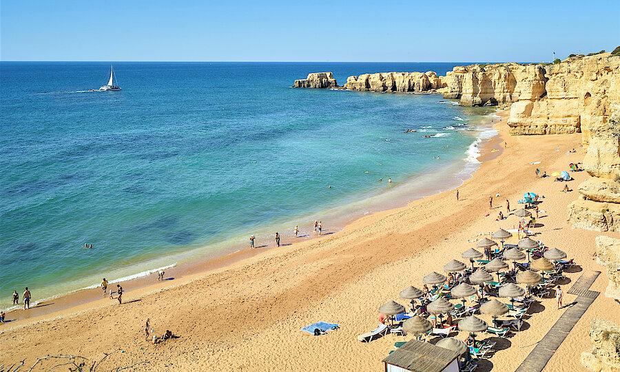 Flugreise - Portugal-Rundreise – Strand Portugal