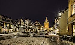Winterreise nach Gengenbach