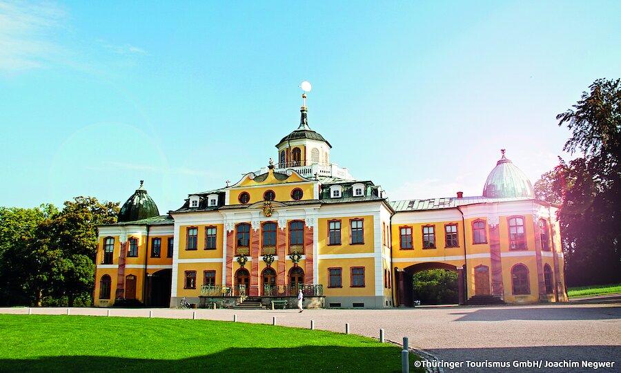 Silvester in Erfurt – Weimar Schloss Belvedere