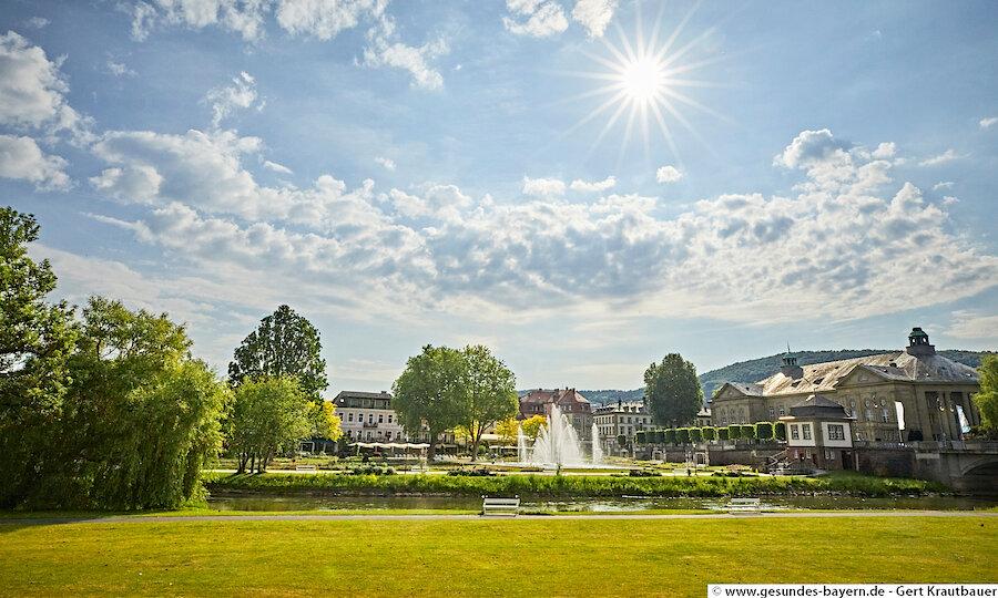 Bad Kissingen Stadtansicht