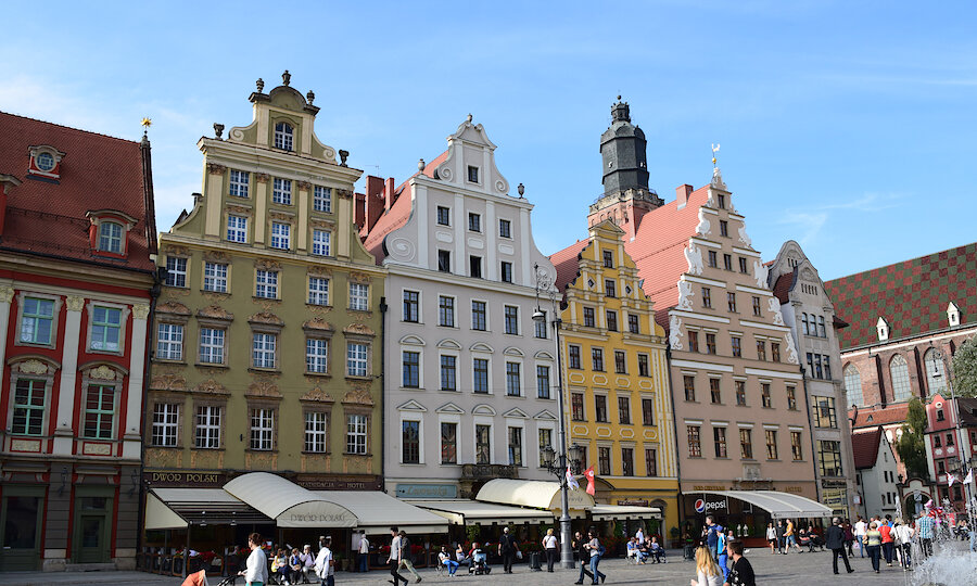 Entdeckungsreise Polen – Breslau