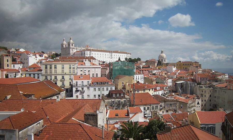 Flugreise - Portugal-Rundreise – Lissabon