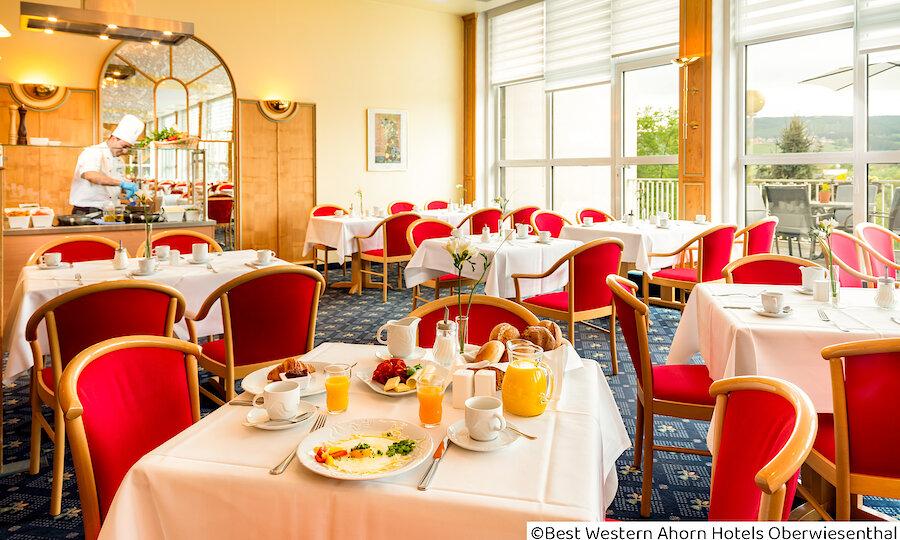 Winter im Erzgebirge – Best Western Ahorn Hotel Oberwiesenthal Restaurant
