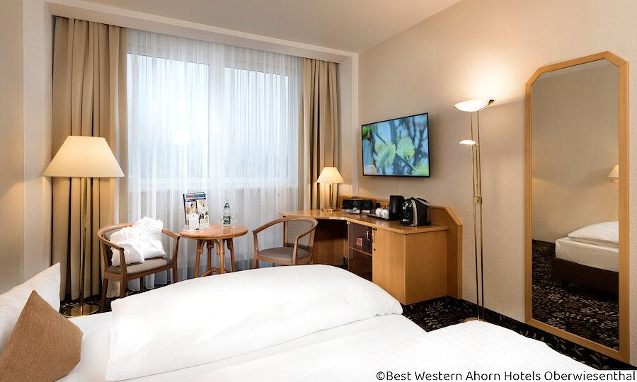 Winter im Erzgebirge – Best Western Ahorn Hotel Oberwiesenthal Zimmer