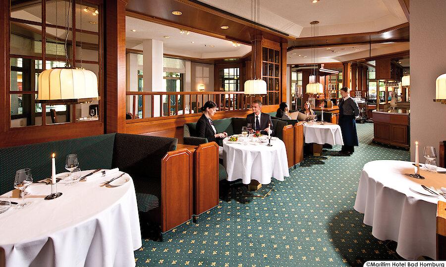 Advent im Taunus – Bad Homburg Maritim Hotel Restaurant