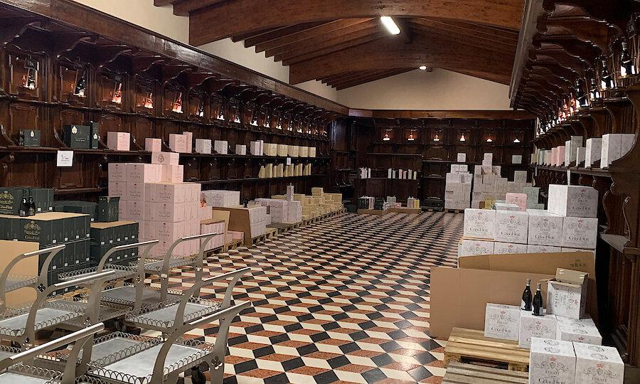 Lugana Weinreise Gardasee – Store Ca dei Frati